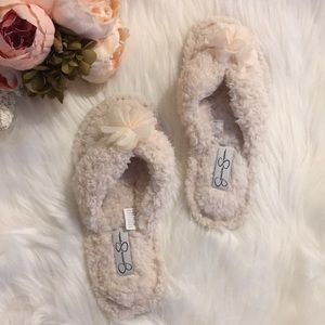 Jessica Simpson Flip Flop Slippers
